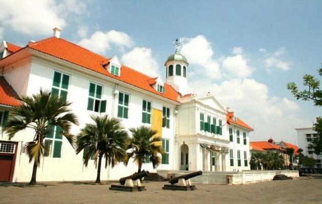 Sejarah Museum Fatahillah Jakarta, Peta Lokasi + Harga Tiket Masuk 8