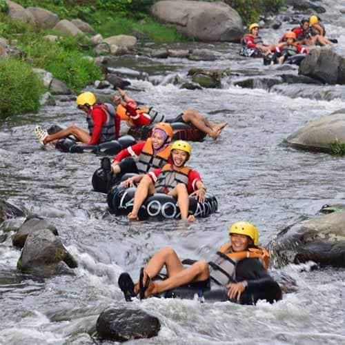 Wisata Sungai Amprong