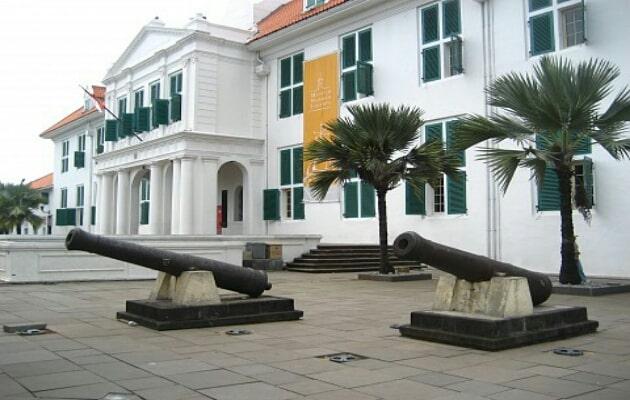 Sejarah Museum Fatahillah Jakarta, Peta Lokasi + Harga Tiket Masuk 7