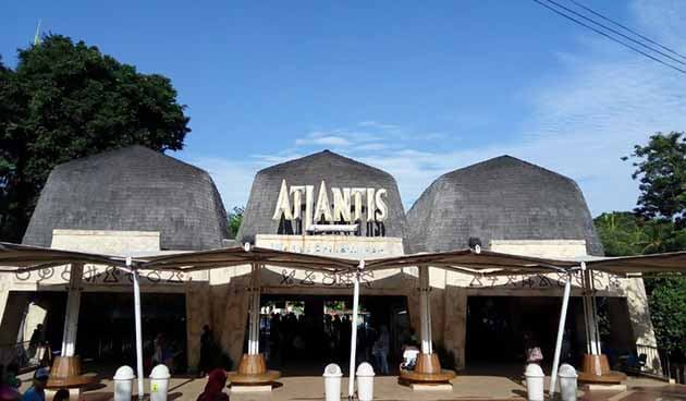Atlantis Water Adventure Gerbang