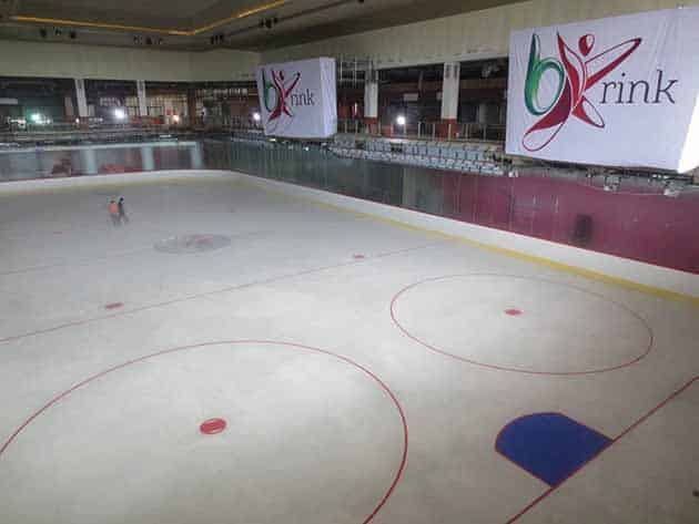 Ice Skating BX Rink Bintaro 4