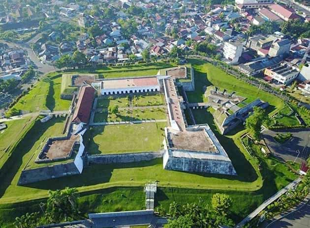 Image result for benteng bengkulu