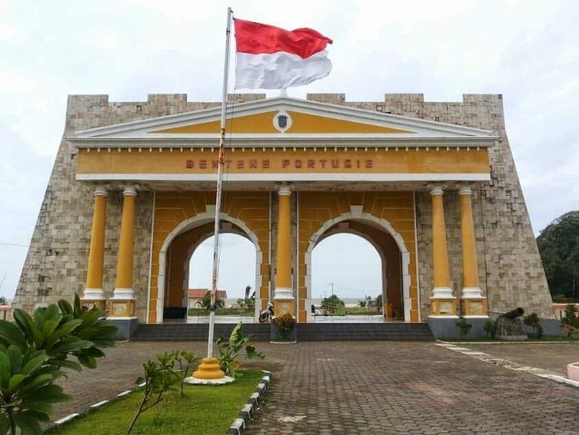 Benteng-Portugis-Indonesia