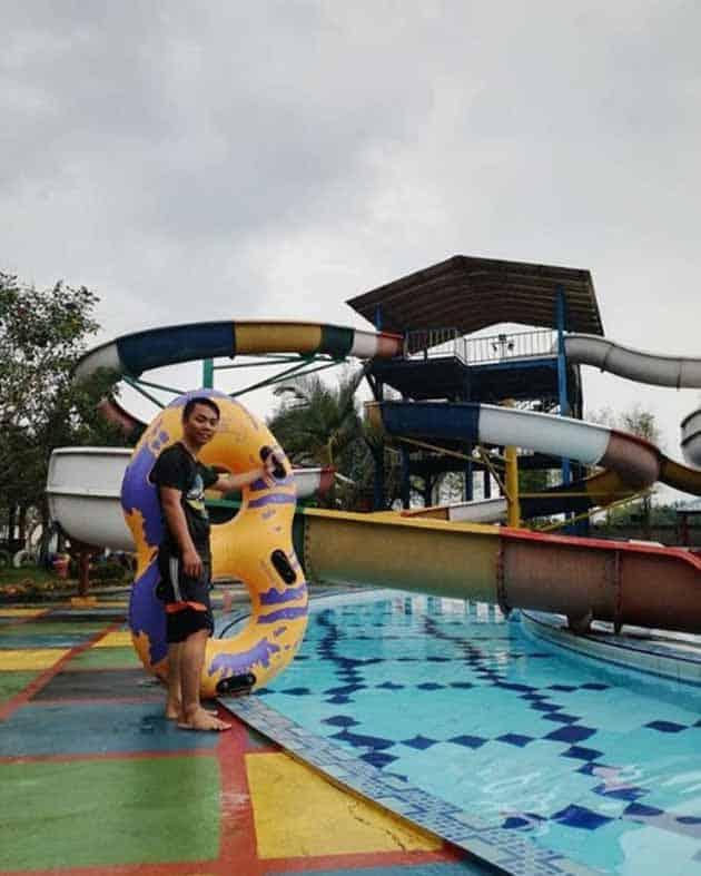 Harga Tiket Masuk dan Peta Lokasi Boombara Waterpark Pekanbaru 13