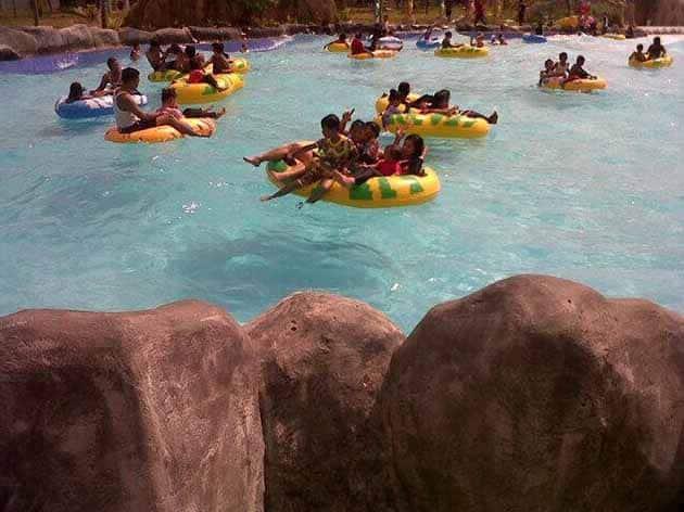 Harga Tiket Masuk dan Peta Lokasi Boombara Waterpark Pekanbaru 17