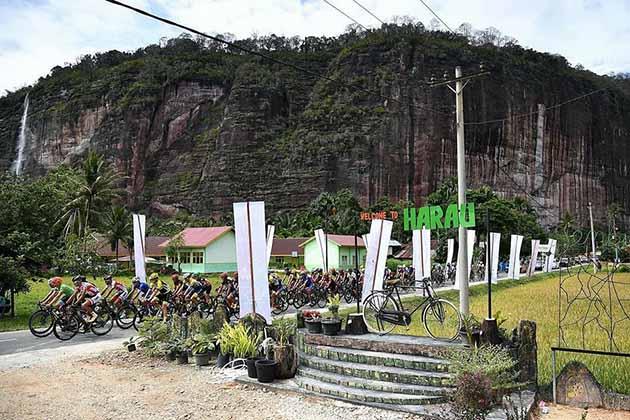 Bukit Lembah Harau Sepeda