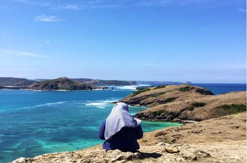 Bukit Merese hill Lombok