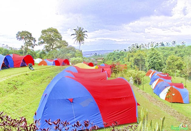 Cibalung Happy Land Camp