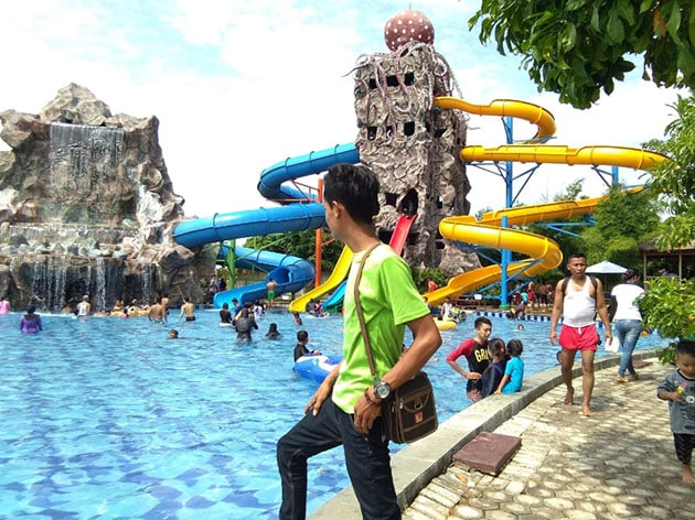 Cirebon Waterland Ade Irma Suryani Ijo