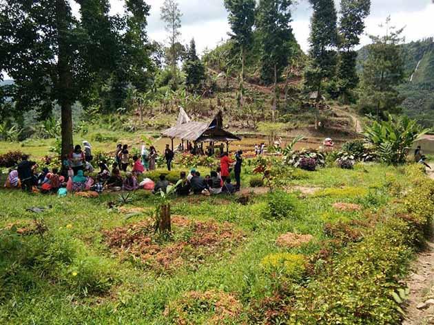 Curug Citambur Camping
