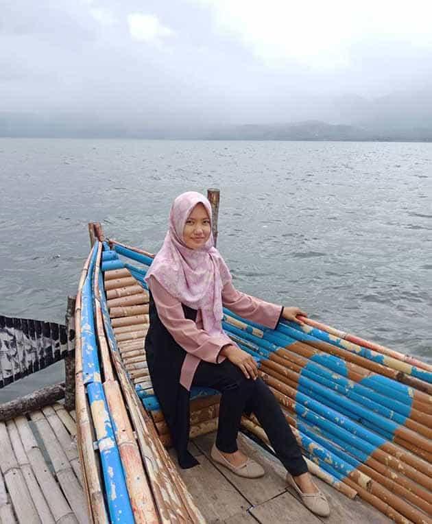 Danau Singkarak Kapal