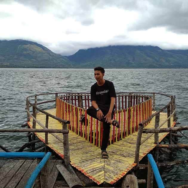 Danau Singkarak Poople
