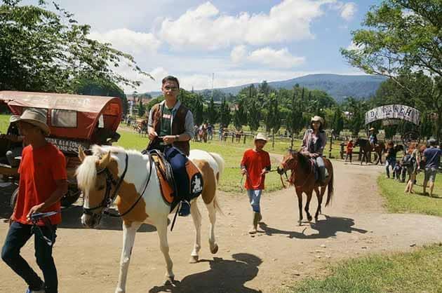 De'Ranch Lembang Ganteng