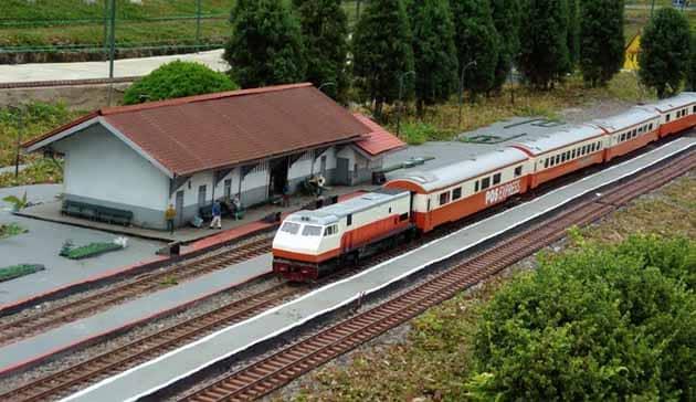 De'Ranch Lembang Kereta