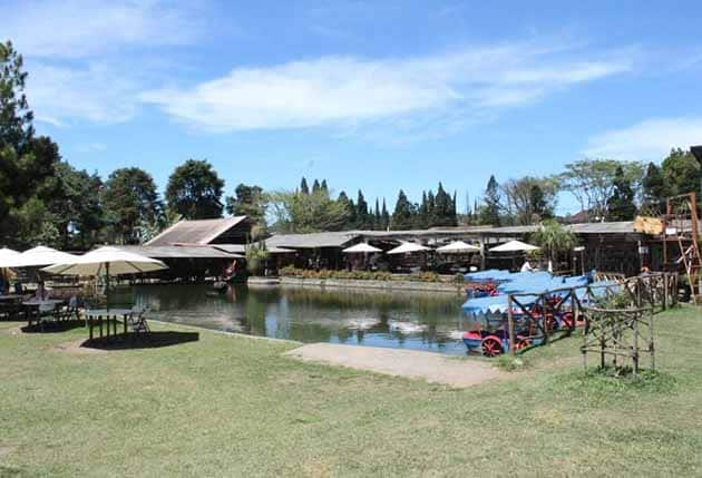 De'Ranch Lembang Mancing