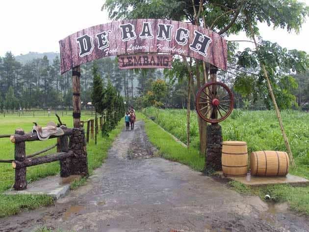 De'Ranch Lembang Roda