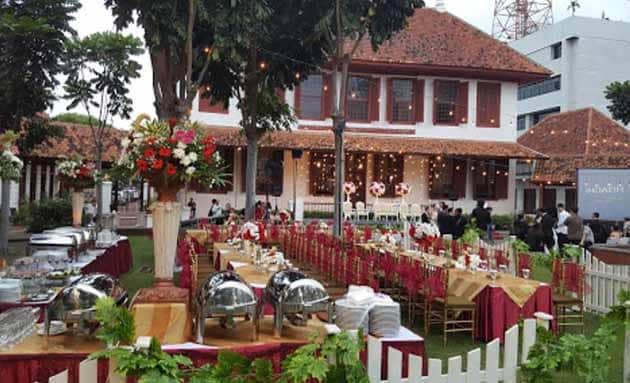Gedung Arsip Nasional Wedding