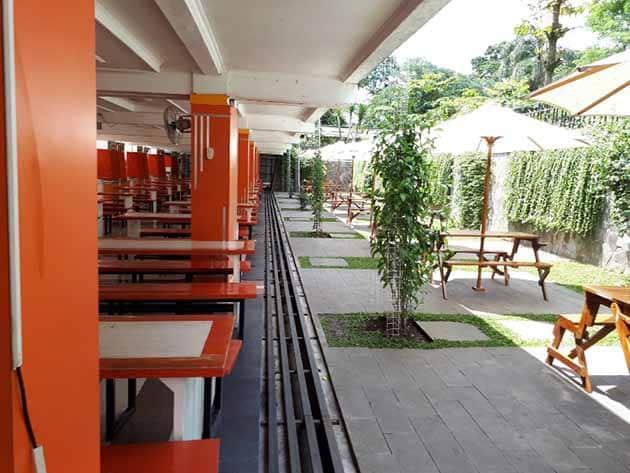 Gedung Sate Orange
