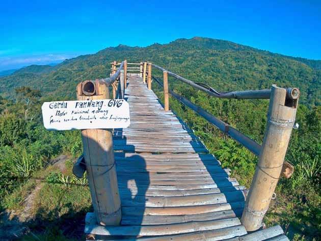 Green Village Gendangsari Gardu Pandang