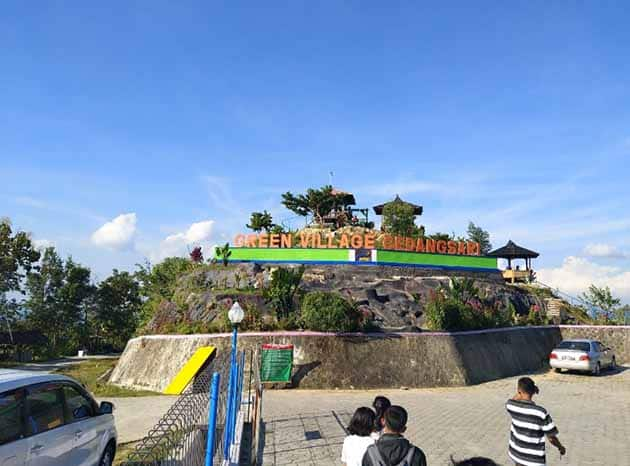Green Village Gendangsari