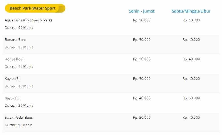 Daftar Wahana Taman Impian Jaya Ancol, Harga Tiket Masuk + Info Promo Dufan 1