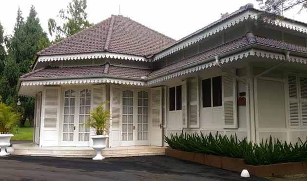 Istana Cipanas Rumah