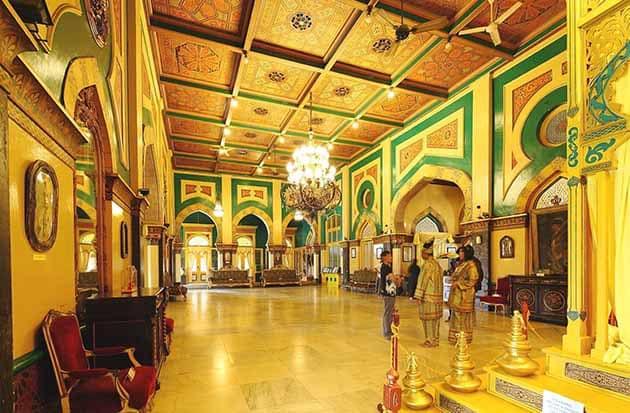 Istana Maimun Medan 15