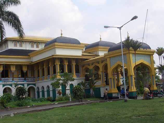 Istana Maimun Medan 23
