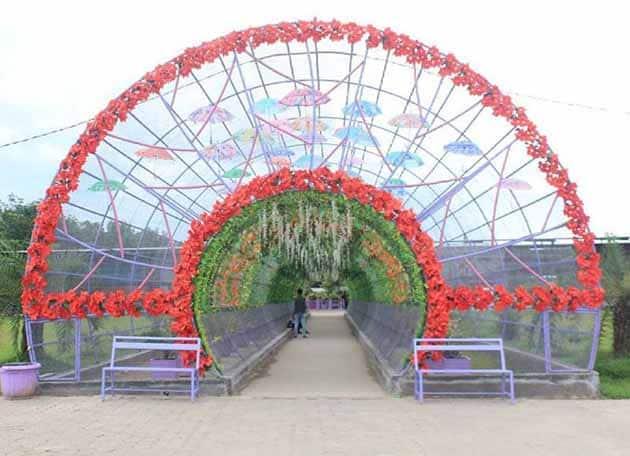 Harga Tiket Masuk dan Peta Lokasi Jambi Paradise Wisata Baru Jambi 2
