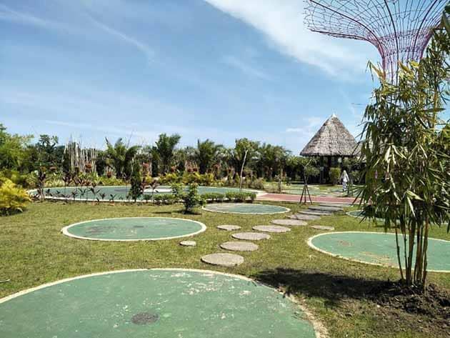 Harga Tiket Masuk dan Peta Lokasi Jambi Paradise Wisata Baru Jambi 6