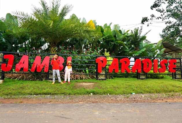 Harga Tiket Masuk dan Peta Lokasi Jambi Paradise Wisata Baru Jambi 7