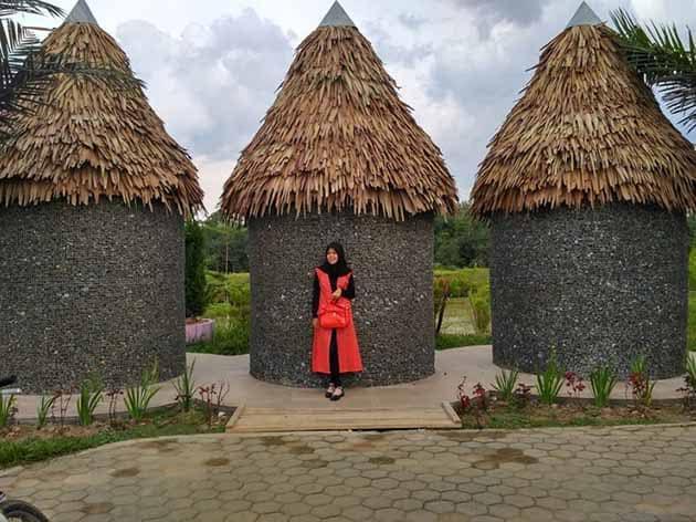 Harga Tiket Masuk dan Peta Lokasi Jambi Paradise Wisata Baru Jambi 1