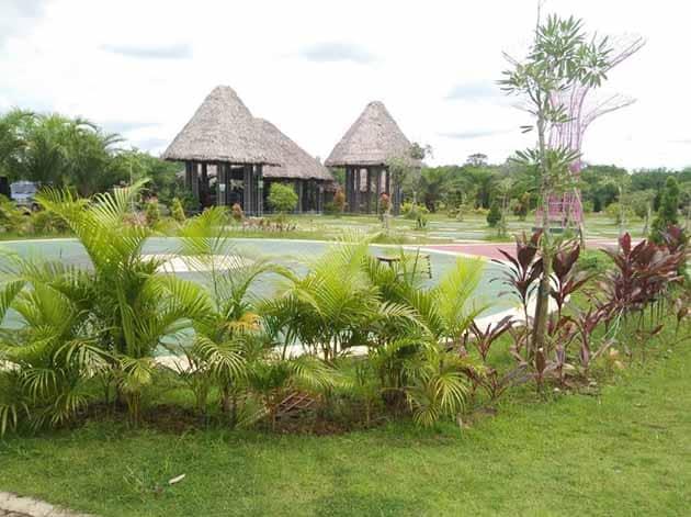 Harga Tiket Masuk dan Peta Lokasi Jambi Paradise Wisata Baru Jambi 10