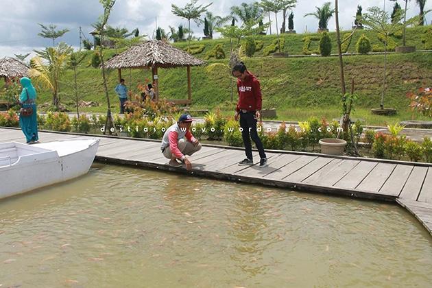 Harga Tiket Masuk dan Peta Lokasi Jambi Paradise Wisata Baru Jambi 11