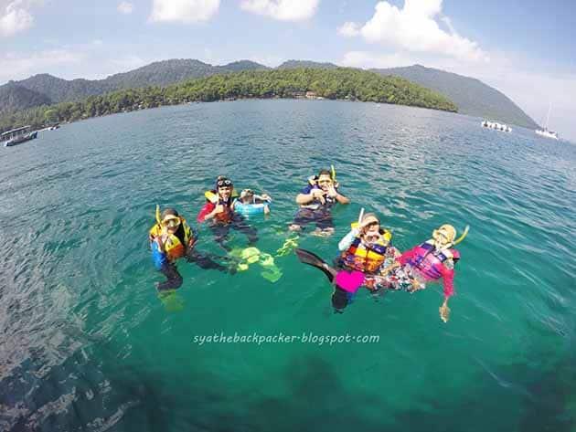 Pulau Weh Snorkeling