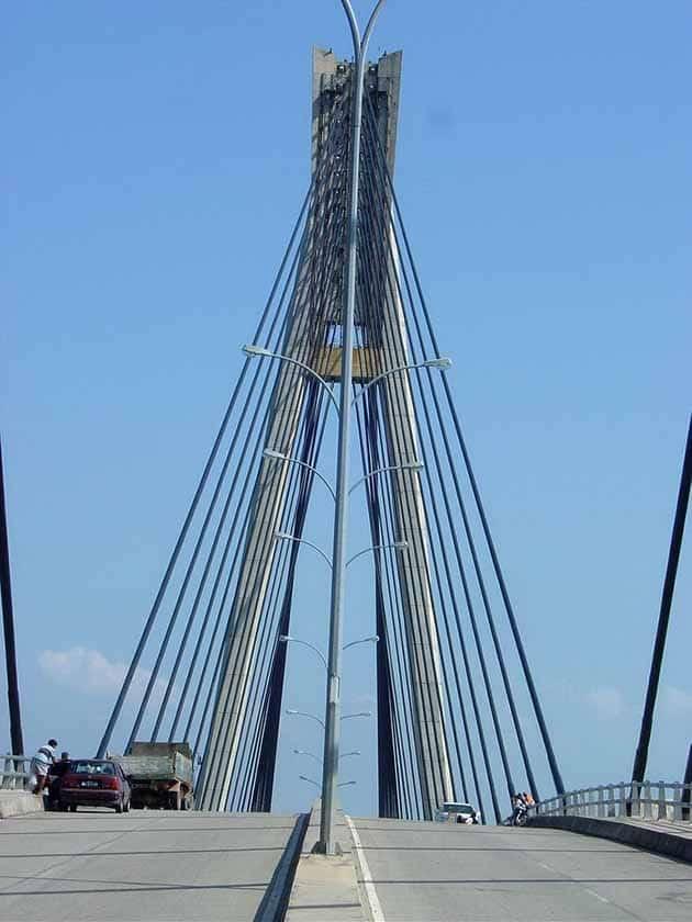 Video dan Foto Jembatan Barelang Batam yang Penuh Misteri 19