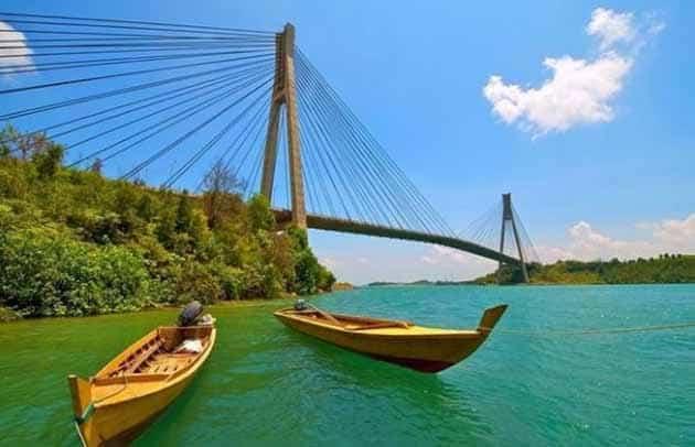Video dan Foto Jembatan Barelang Batam yang Penuh Misteri 18