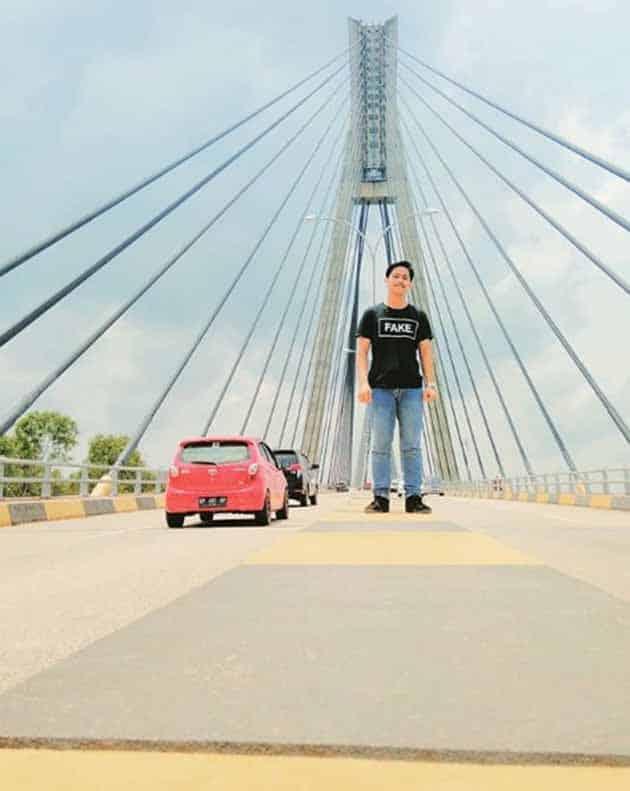 Video dan Foto Jembatan Barelang Batam yang Penuh Misteri 16
