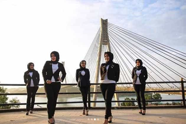 Jembatan Barelang Rame