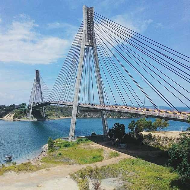Video dan Foto Jembatan Barelang Batam yang Penuh Misteri 12