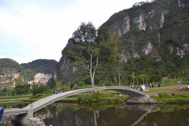 Jembatan Lembah Harau