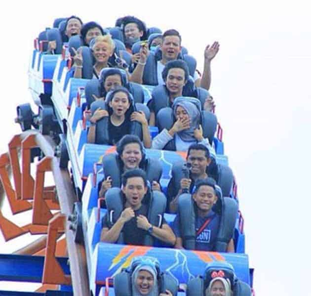 Daftar Wahana Taman Impian Jaya Ancol, Harga Tiket Masuk + Info Promo Dufan 13