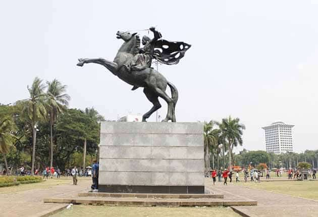 Kuda Monas