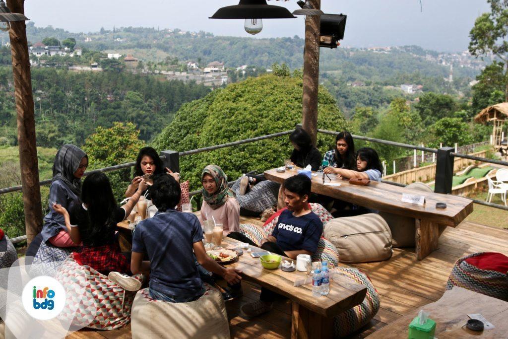 Pesona Lereng Anteng Panoramic Coffe, Peta Lokasi + Harga Makanan 4