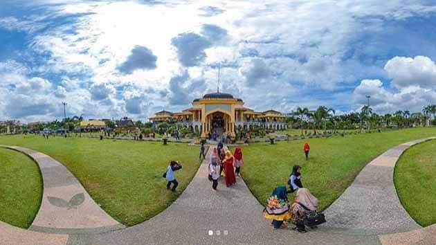 Istana Maimun Medan 26