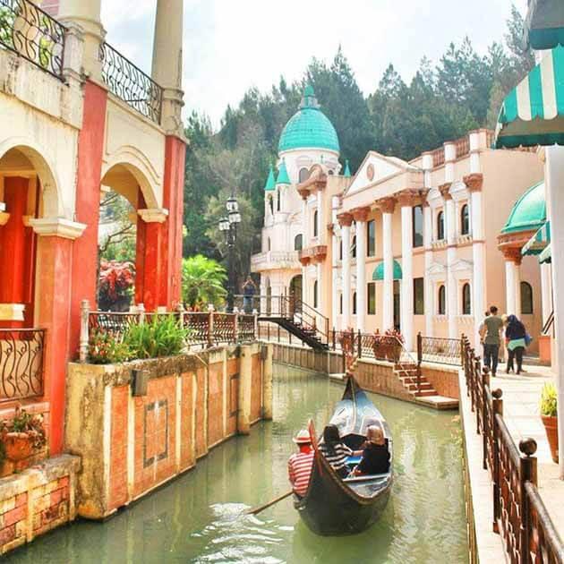 Little Venice Kapal