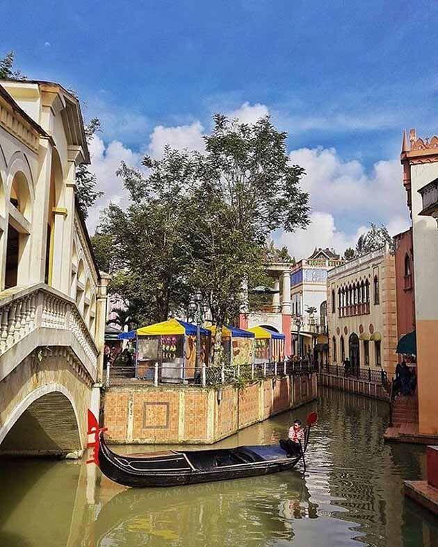 Little Venice Sunyi