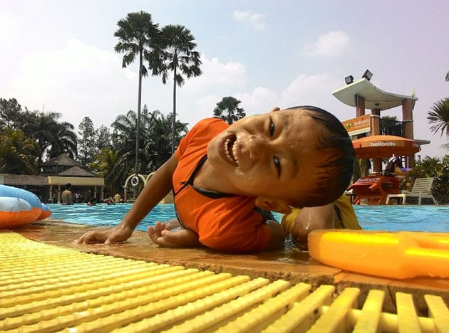 Marcopolo Waterpark Adventure Anak