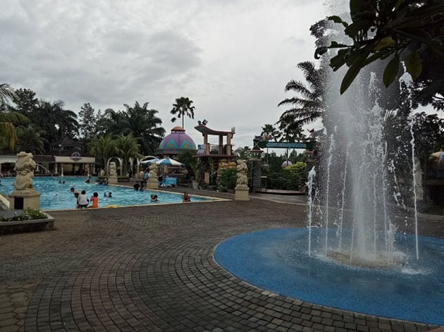Marcopolo Waterpark Adventure Curr