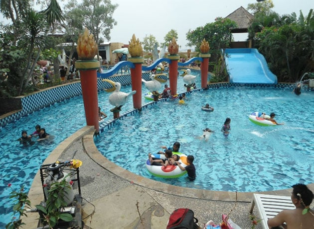 Marcopolo Waterpark Adventure Kolam